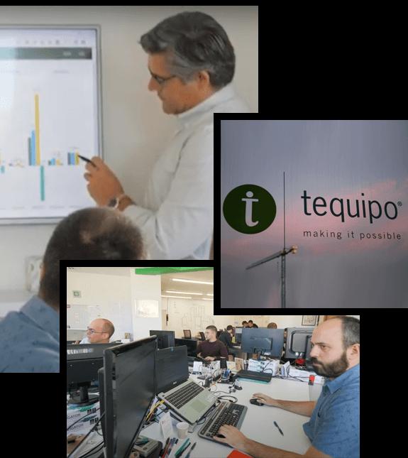 Imagen de las oficinas de Tequipo