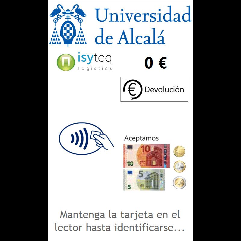Personalización Universidad de Alcalá