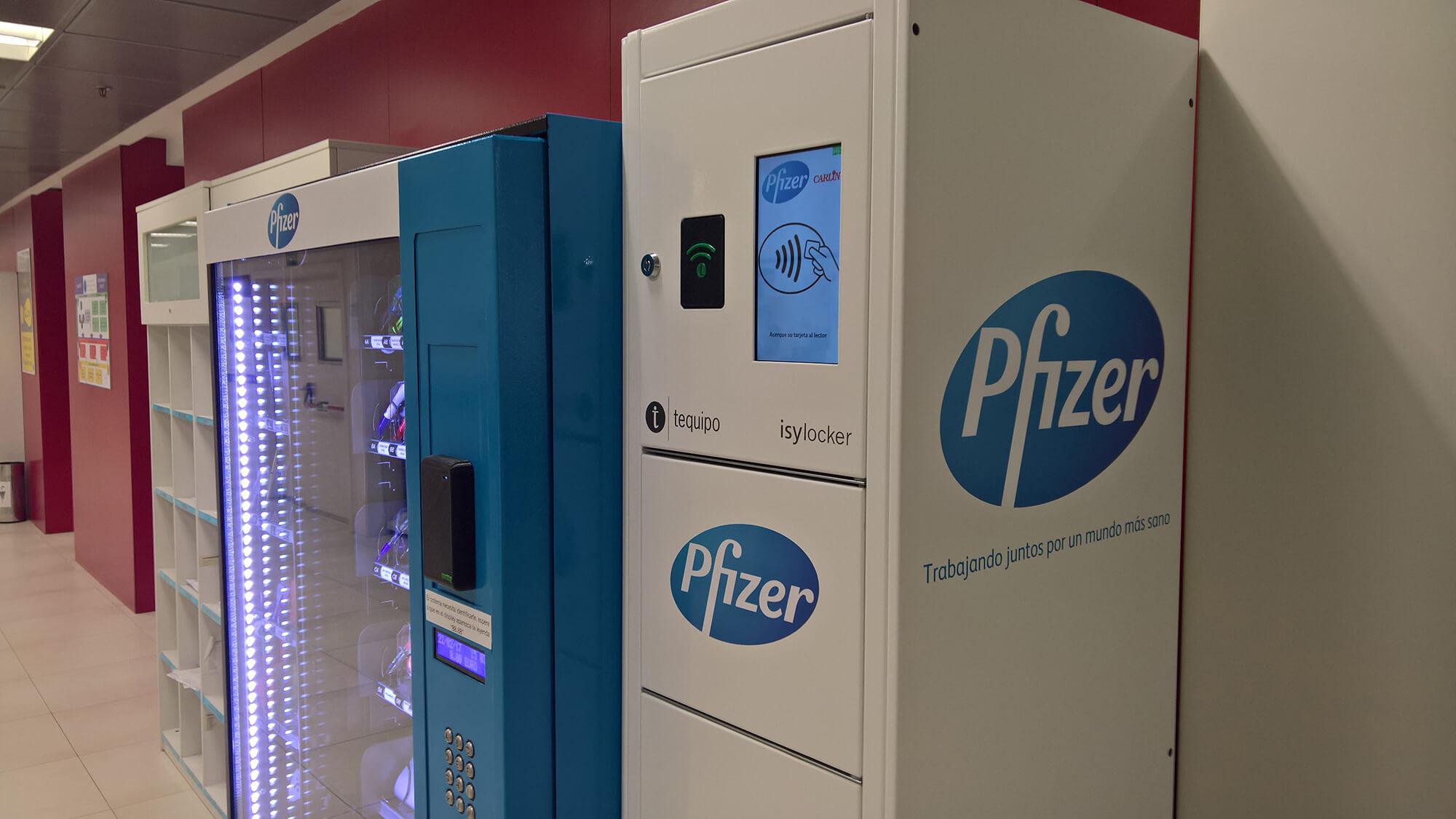 Automatización Pfizer